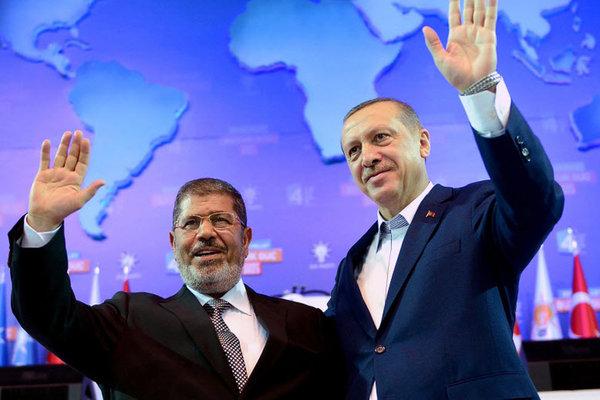 Erdgoan Morsi