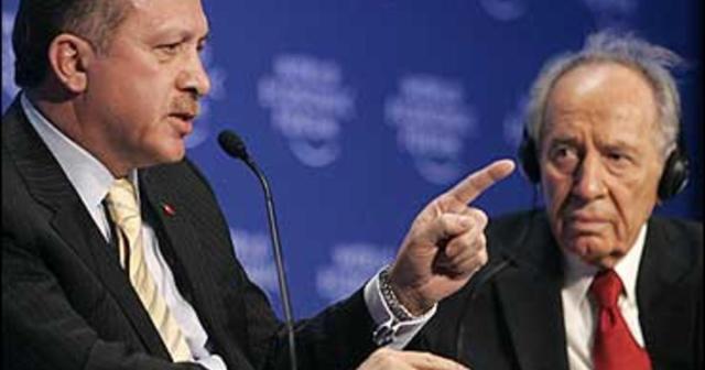 Erdogan Davos